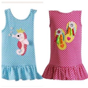 healthtex Dresses - Bundle Of  2 Sundresses